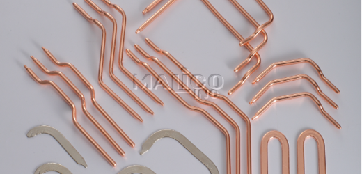 Heat pipe embed heat sink_chipset_cpu l Malico Inc